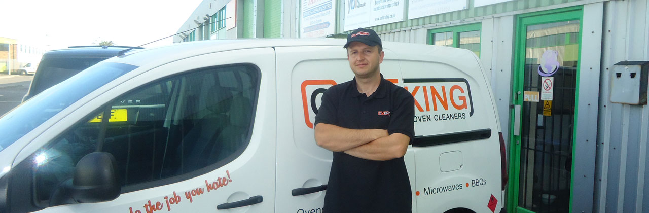 Oven Cleaning Technician – Florin Marasescu