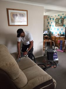 Carpet Cleaning OvenKing Bournemouth Dorset Poole Christchurch Hampshire Upholstery Servies