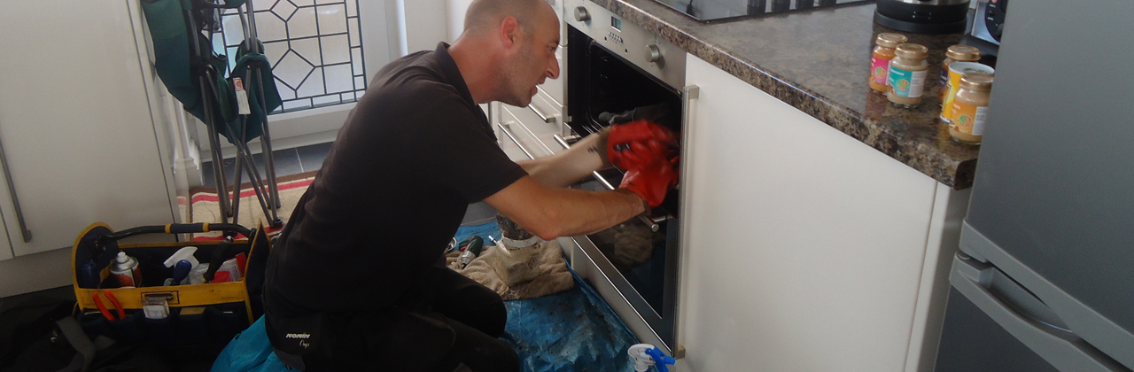 Oven Cleaning Training Program