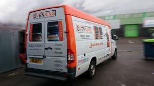 OvenKing Van