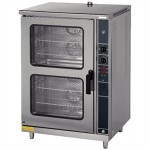 Commercial Combination Oven Cleaning