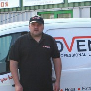 Oven Cleaning Technician – Gary Knight
