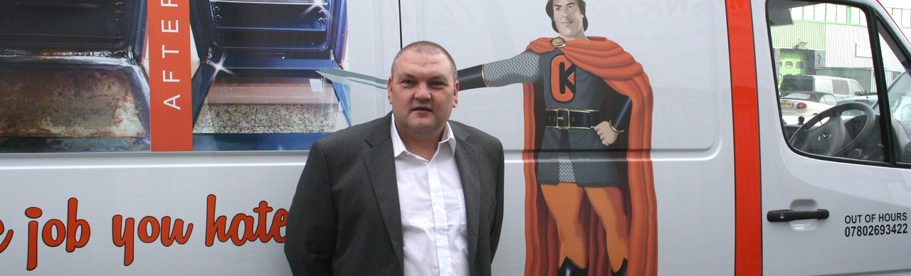 Welcome Gary, Our New Southampton Franchisee!