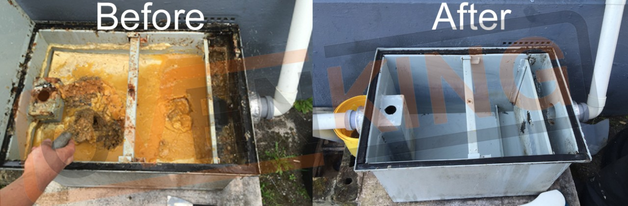 Grease trap cleaning and maintenance in dorset and for Kitchen grease trap