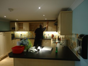 Full end tenancy cleaning