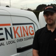 Oven Cleaning Technician – Paul Shave