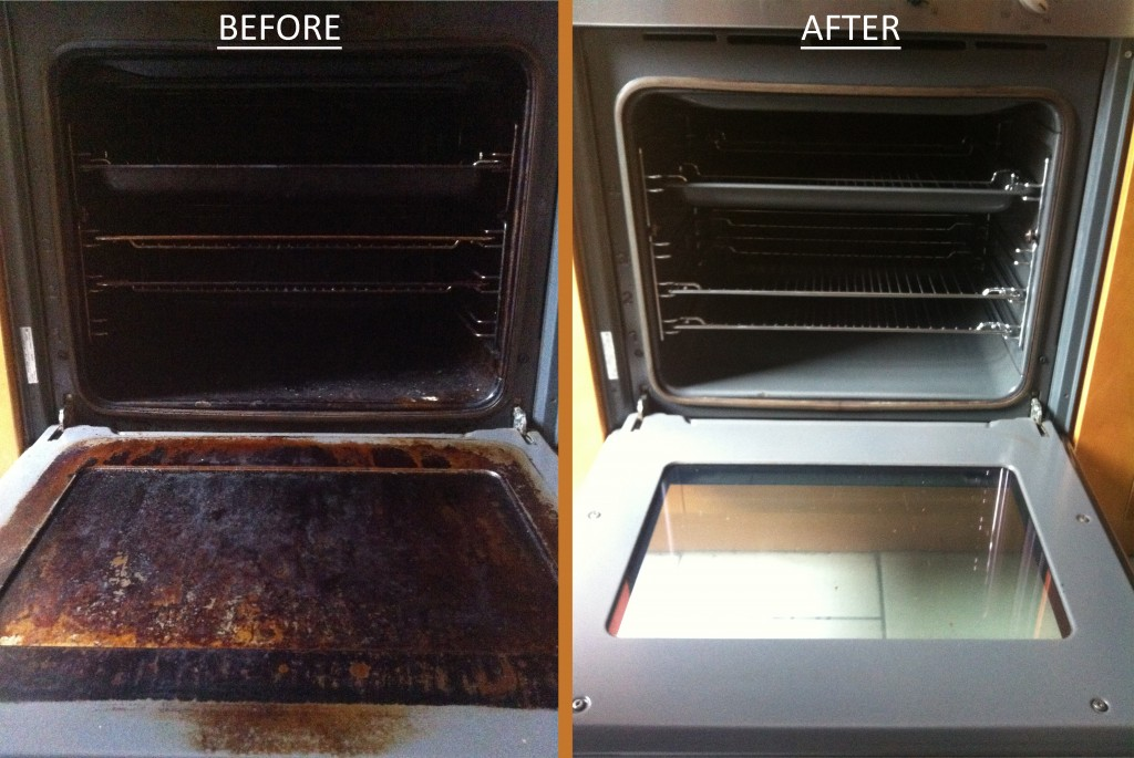 OvenKing Oven Cleaning Gas Electric