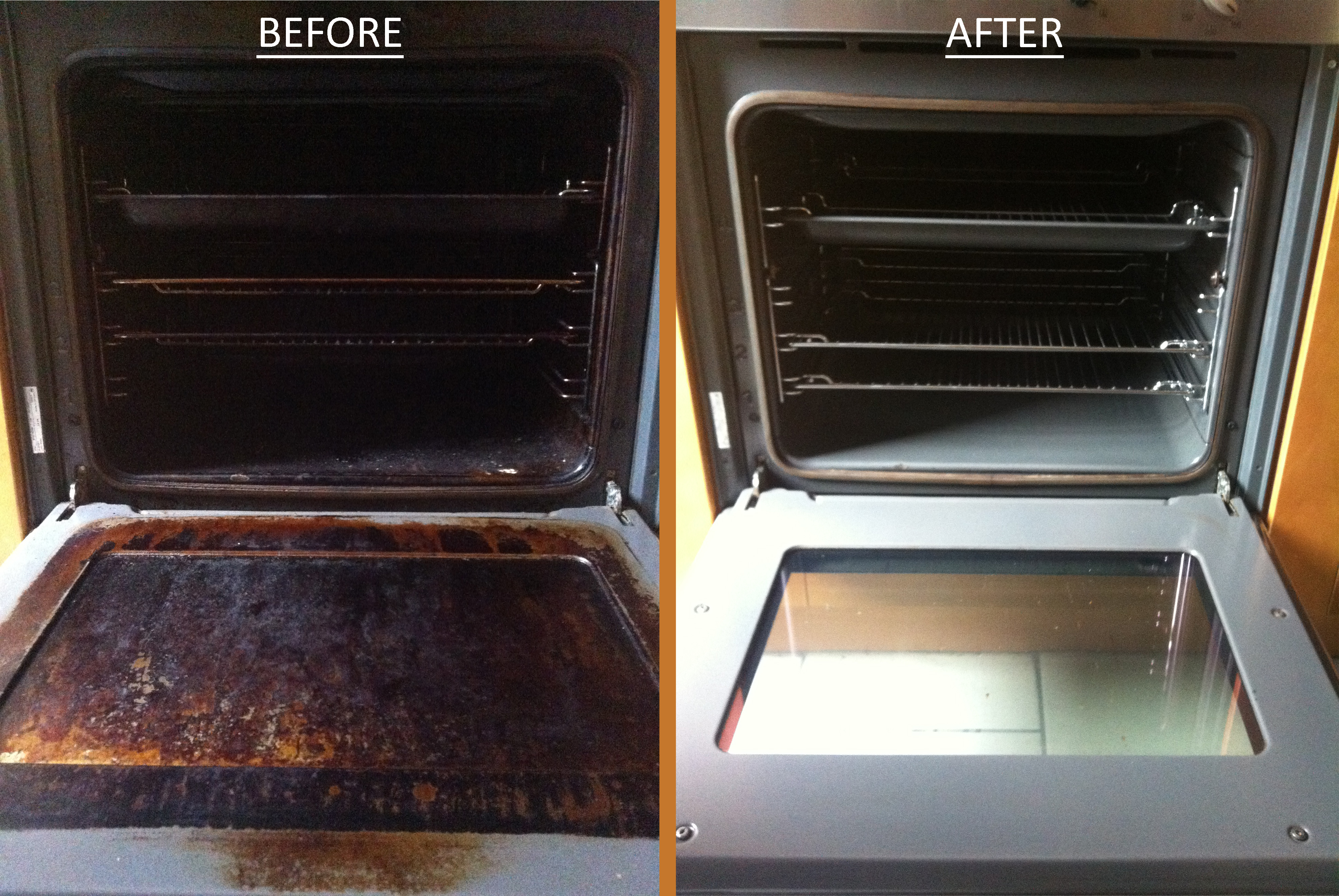 Gas Or Electric Oven Ovenking Oven Cleaning Ovenking