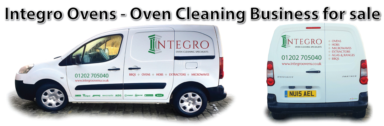 Integro Ovens – Oven Cleaning Business for sale